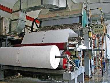 中高速卫生纸机